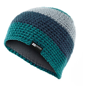 Mountain Equipment Flash Beanie, tasman blue/legion blue/nimbus